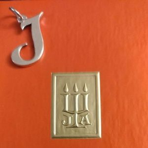 "James Avery Jewelry - Gently used james avery Large Script Initial ""J"""