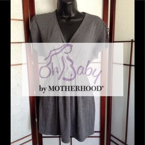 Oh Baby by Motherhood Tops - Maternity top