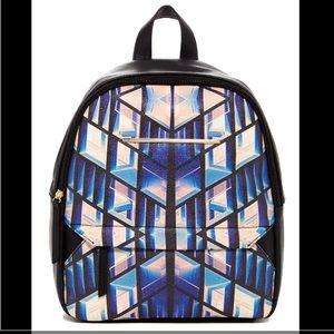 Danielle Nicole Handbags - NWT Danielle Nicole Geo Print Festival Backpack