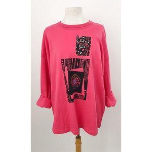 Vintage 90s Oversized Sweatshirt