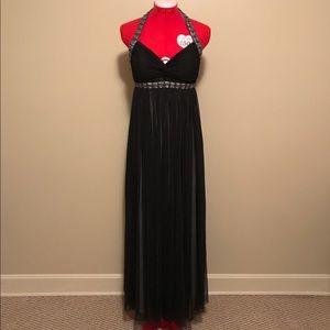 JS Boutique Dresses & Skirts - JS Boutique Embellished Maxi Dress