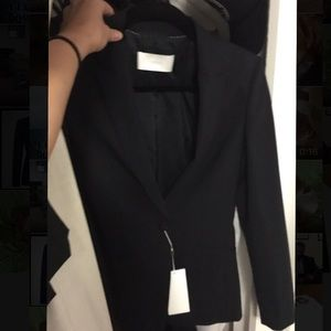 Hugo Boss Jackets & Blazers - NWT Hugo Boss Women's Jabina Blazer Navy Sz 0-2