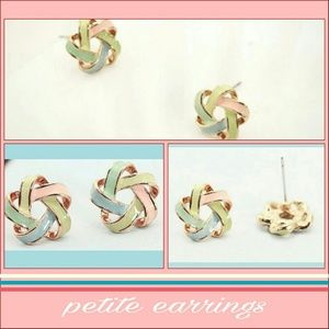 Jewelry - Petite Pastel post earrings~NEW