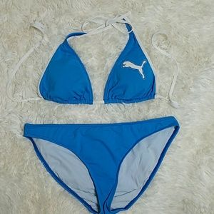 Puma Other - Puma string bikini top and bottom