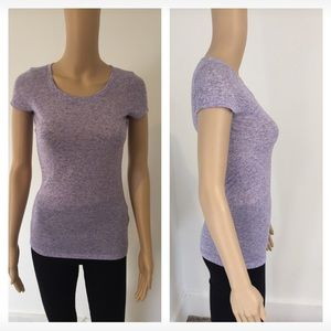Tops - NEW small lavender tee