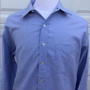 Tommy Hilfiger Other - Vintage Tommy Hilfiger Button Shirt Blue 16 1/2