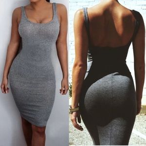 Dresses & Skirts - 🆕Grey Summer Dress