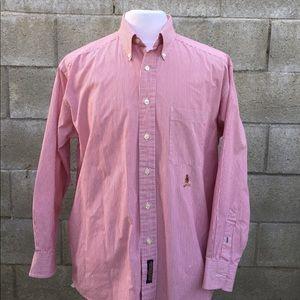 Tommy Hilfiger Other - Vintage Tommy Hilfiger Oxford shirt stripes 16 1/2