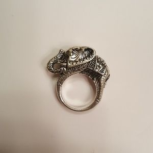 Jewelry - Elephant Ring