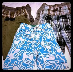 Other - 7 pairs of boy's shorts.