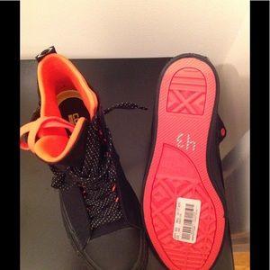 f87cc7c99255 Converse Shoes - NEW Chuck Taylor Selena bicolor high-top sneakers.