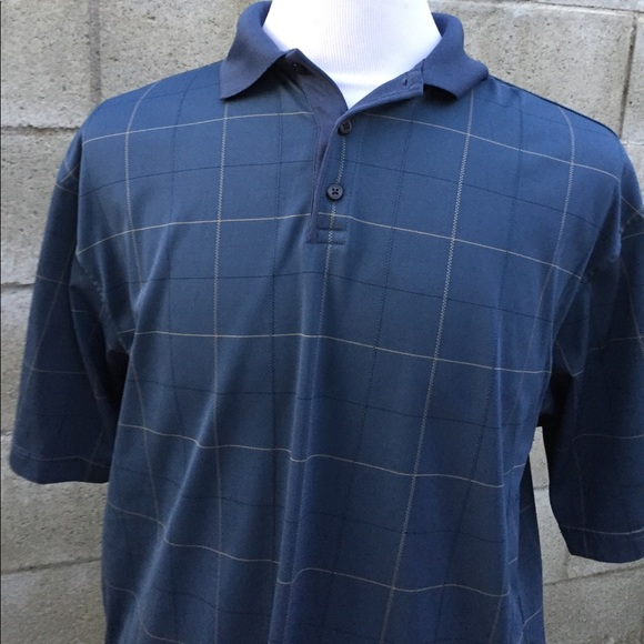 61 off haggar other golf polo cool 18 performance wear