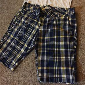 Tildon Pants - 🏄♀️REDUCED cotton shorts for summer fun☀️size 13
