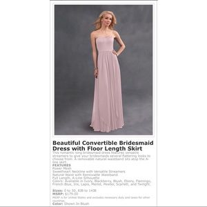Alfred Angelo Dresses & Skirts - Alfred Angelo NEW dress 🌸