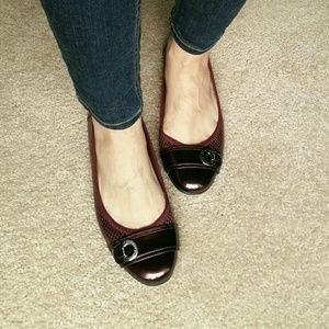 """Anne Klein Shoes - """"JUST IN"""" Anne klein Sports Ballet Flat"""