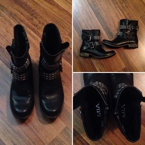MIA Shoes - MIA Crusader Boots