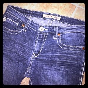 Big Star Denim - Big Star jeans size 27s