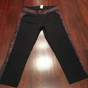 fabled its cropped leggings