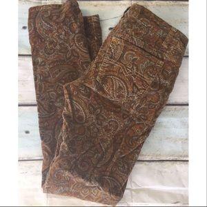 Prana Pants - Prana Trinity Cords Brown Ginger Sz 4 x 32