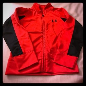 Under Armour Other - Under Armour track-suit-type jacket, size 5, EUC