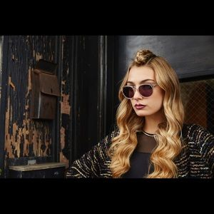 Barton Perreira Accessories - Barton Perreira Windsong Marbled Sunglasses