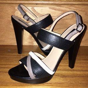 New Longchamp High Heels