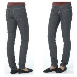 Prana Denim - Gray PrAna Skinny Jeans
