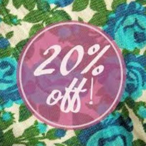 Other - Girls: 20% off 3+ items!
