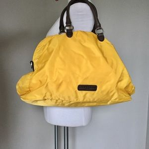Liebeskind Handbags - Liebeskind yellow large hobo satchel handbag purse