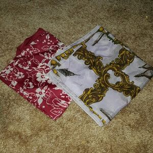 Rare vintage scarves