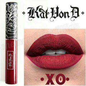 Kat Von D Other - Kat Von D Everlasting Liquid Lipstick - XO