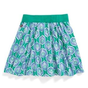 Tea Collection Other - 🆕TEA COLLECTION PEACOCK GIRLS TWIRL SKIRT