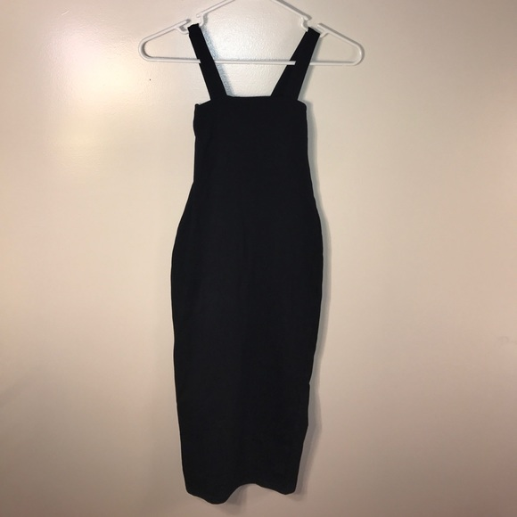 e6aab1409f36 Boohoo Dresses | Jen Scoop Neck Jersey Bodycon Vest Dress | Poshmark
