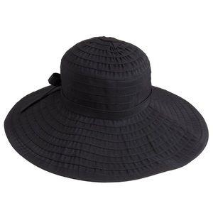 San Diego Hat Company Accessories - San Diego Hat Co. Women's Ribbon Large Brim Hat