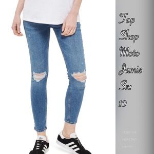 Topshop MATERNITY Denim - NWOT Top Shop Jean 40% off ENTIRE CLOSET