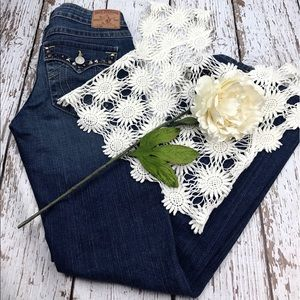 💕SALE💕 True Religion Embellished Premium Denim