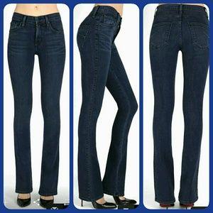James Jeans Denim - James jeans Le Petite Bootcut Jeans Kingdom wash