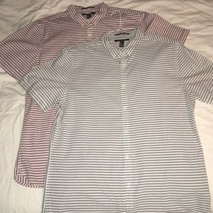 21men Other - 21mens striped button downs.