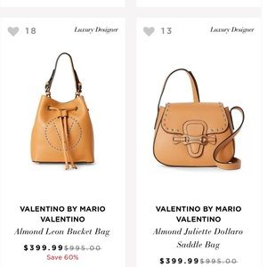 Mario Valentino Handbags - Furla, balenciaga, Valentino by Mario Valentino