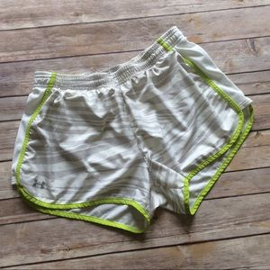Under Armour Pants - Under Armour Lined Running Shorts size Medium