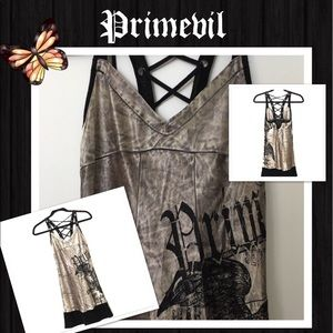 Salvage Tops - Primevil tank top