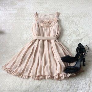 Blue Bird Dresses & Skirts - Pretty Little Blush Mini Dress