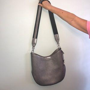henri bendel Handbags - Weekend Sale!!! Henri Bendel Silver Crossbody