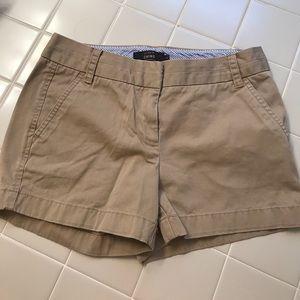 J. Crew Pants - JCrew Khaki shorts