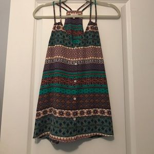 Pixley Tops - Float Bohemian Tank