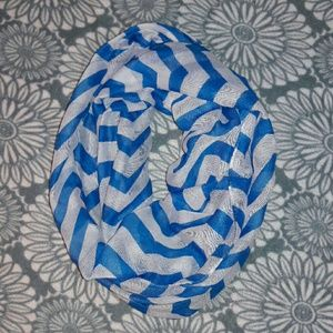 Accessories - Chevron infinity scarf. Brand new
