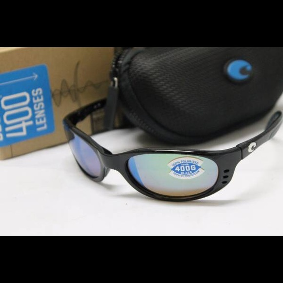 d13b78f844 Costa Del Mar Stringer 400G Polarized Sunglasses
