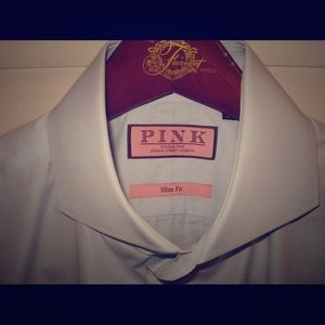 Thomas Pink Other - Thomas Pink Slim Fit Double Cuff 16 41cm