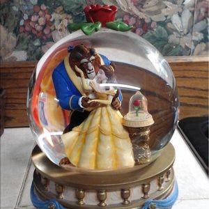 Disney Accessories - Disney Beauty and the Beast Globe