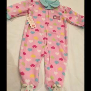 Bon Bebe Other - Baby by bon Bebe 1 Piece Fleece Snuggle n' Play💕